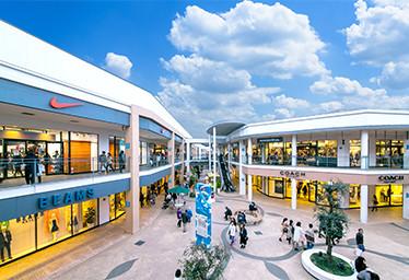 三井不動産グループの商業施設 三井ショッピングパーク