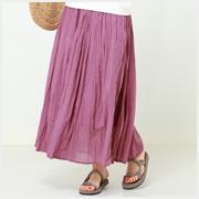 スカートの写真