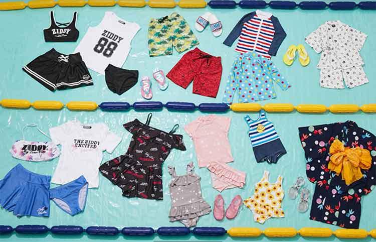 子供用に揃えたいキッズ水着&キッズ浴衣
