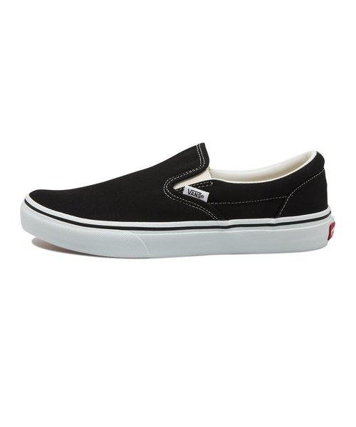 V98CLA SLIP ON BLACK 466091-0002