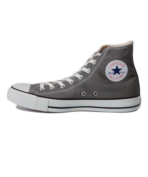 32066761 CANVAS ALL STAR HI CHARCOAL 478273-0001