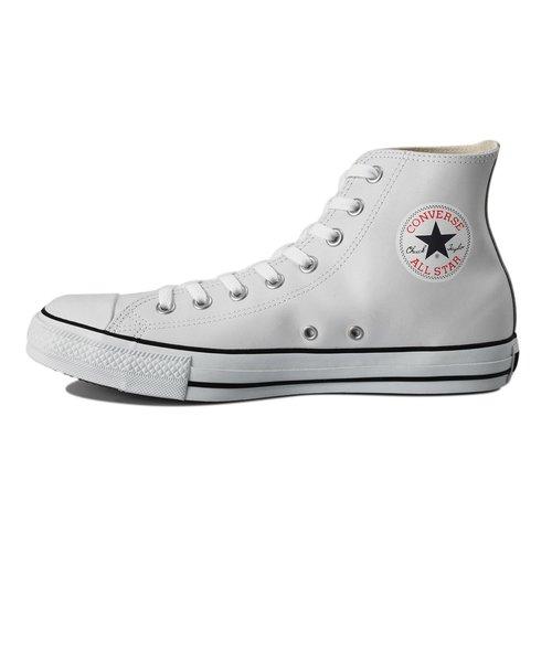 32044990 LEA ALL STAR HI WHITE 483599-0001