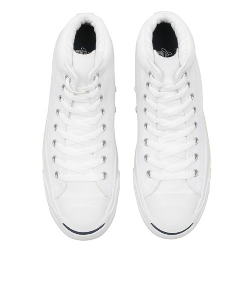 32265630 JACK PURCELL MID WHITE 489786-0001