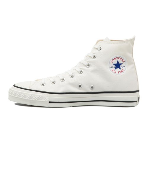 32067960 CANVAS ALL STAR J HI WHITE 513734-0001