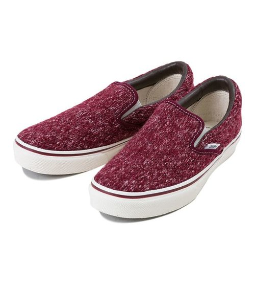 V98CL SWEATER2 SLIP ON BURGUNDY 539892-0002