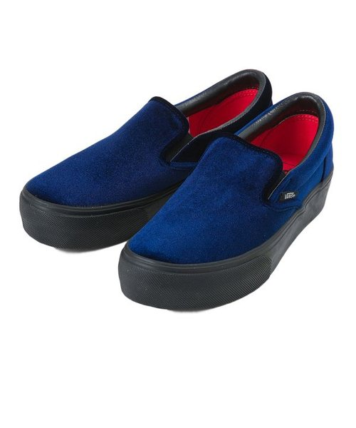 V98THICK OP SLIP ON THICK NAVY 540300-0002