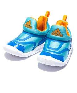 AQ5104(12-16) adidas hy-ma i BLUGLO/ORG/BL 551465-0001