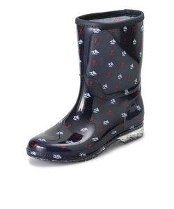 HK92019 RAIN BOOTS(15-21) MARINE 551696-0001