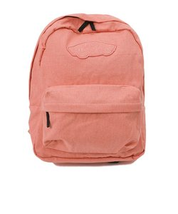 VN000NZ0JFB G REALM BACKPACK FUSION CORAL Fus CRL(Washed) 553420-0001