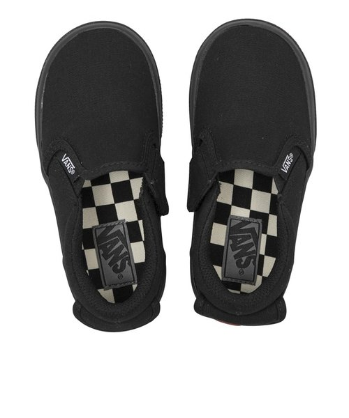V98CJ V SLIP ON(14-18) M.BLACK 555530-0001