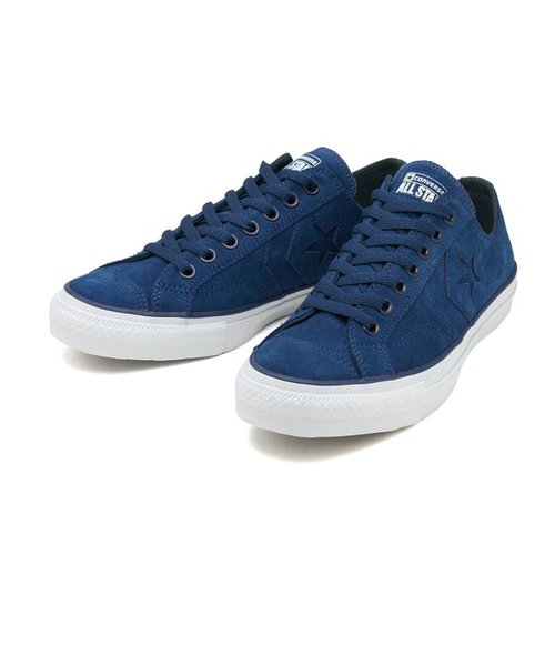 32659235 XL CS SK REACT SUEDE 2 OX NAVY 556903-0001