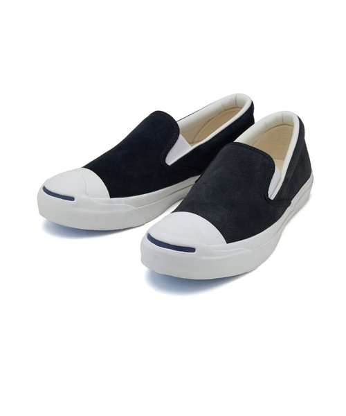 32252881 JP SLIP-ON SUEDE BLACK 556907-0001