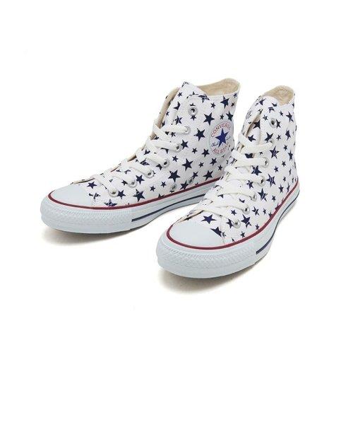 32960510 ALL STAR ST-PT  HI *WHITE/NAVY 561024-0001