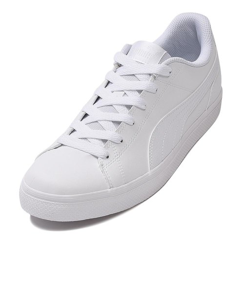 362946 COURT POINT VULC V2 03PUMA WHITE-PU 562564-0002