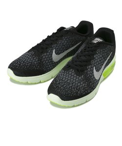 M852461 AIRMAX SEQUENT 2 *011BLK/MCLGY 562811-0012