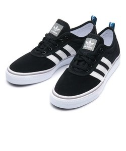 BB8486 ADI-EASE BLACK/WHT/GREY 563240-0001