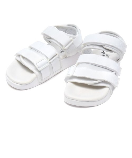 BB5096 ADILETTE SANDAL W WHITE/WHT/WHT 563250-0001