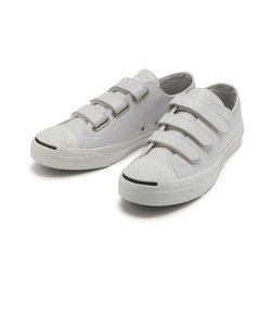 32243100 JACK PURCELL V-3 LEATHER *WHITE 564735-0001