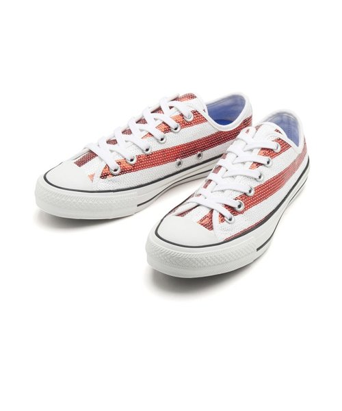 32891872 ALL STAR 100 SPANGLE USF OX RED 564796-0001