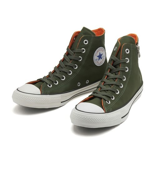 32960584 ALL STAR 100 MA-NYLON Z HI OLIVE 564819-0001
