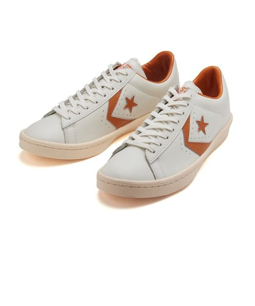 32649542 PRO-LEATHER OX WHITE/ORANGE 564831-0001