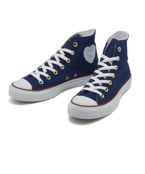 32099665 AS HEARTPATCH G HI NAVY/WHITE 568172-0001