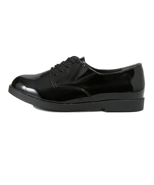 NC30130 PLAIN OXFORD 3 E/BLACK 540372-0001
