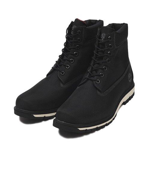 A1MFI RADFORD CANVAS BOOT BLACK 573179-0001