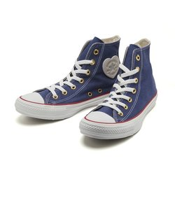 32991716 AS HEARTPATCH DENIM HI BLUE 575473-0001