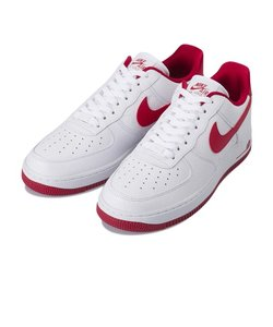 WAA0287 W AIR FORCE 1 '07 SE 101WT/RED 573641-0004