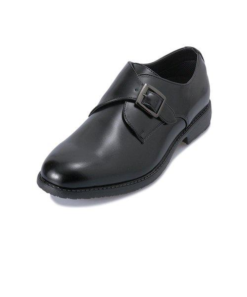 HB80272 MONK BLACK 574930-0001