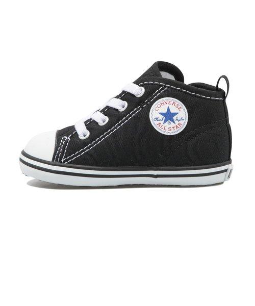 32712141 12-14BABY ALL STAR N Z BLACK 564854-0001