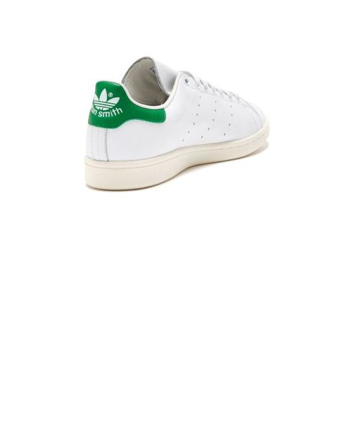 S75074 STAN SMITH WTH/WTH/GREEN 550731-0001