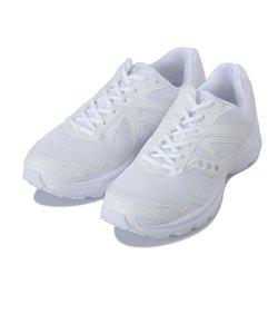 S25343-19 COHESION 10 WIDE WHITE/WHITE 565132-0001