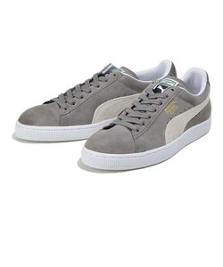 927315 SUEDE CLASSIC+ 66S. GRAY/WH 585925-0004