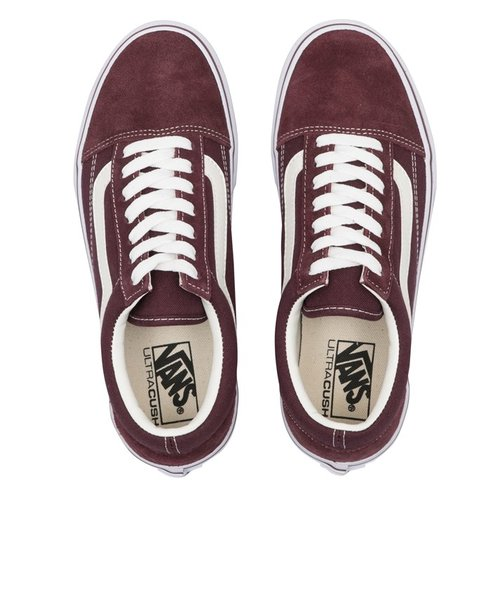V36CL+ OLD SKOOL DX BURGUNDY 556436-0024