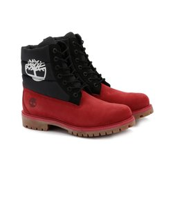 A1UR9 6 INCH PREMIUM PUFFER BOOT *RED/BLACK 585466-0001