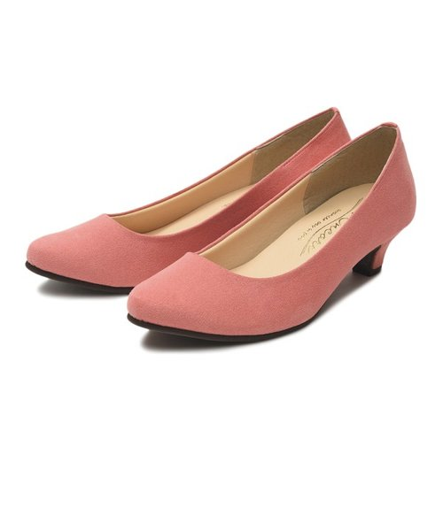 JE2521A SUEDE PPS 4 S/CORAL 590016-0004