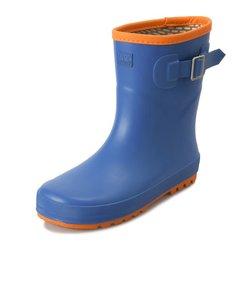 HK92025 R.BOOTS(19-23) BLUE/ORANGE 589392-0001