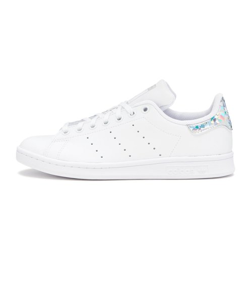 EE8483 STAN SMITH J WHITE/WHITE 591619-0001