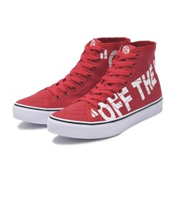 V38CL+ DECON SK8-HI DECON DX RED OTW 593406-0003
