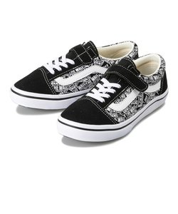 V36CJ D.LOGO OLD SKOOL(15-22) BLACK/LOGO 594541-0001