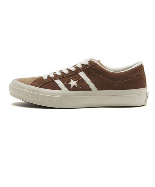 35200090 STAR&BARS MULTISUEDE BROWN 602560-0001