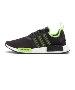 FX1032 NMD R1 *BLK/BLK/GRN 600815-0001