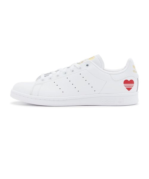 FW6390 STAN SMITH WHT/WHT/RED 603392-0001