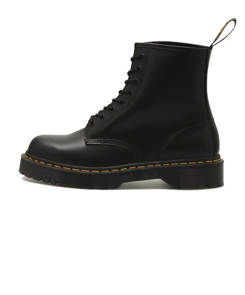 25345001 1460 BEX 8 EYE BOOT BLACK 610204-0001