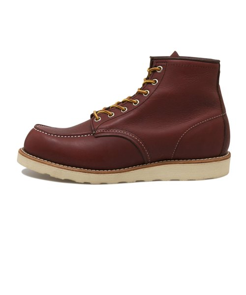 9106 6'CLASSIC MOC RED BROWN 431009-0001