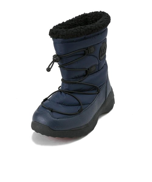 HK51039JR SNOW BOOTS(S-L) NAVY 526402-0006