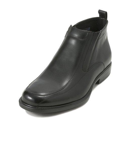 HB80089 AL IT8 ZIP BOOT SL/BLACK 540127-0001