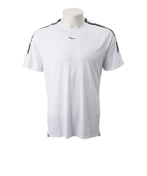 SAM800179-WH M UV LITE SHORT SLEEVE WHITE 585853-0001